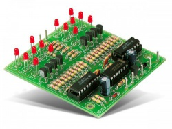 dubbele elektronische dobbelsteen - wsg3400