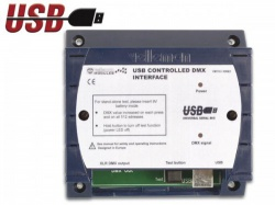 usb controlled dmx interface - wml116