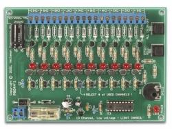12v, 10-kanaals lichteffectengenerator - wml120