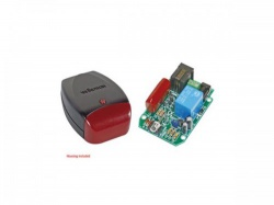 telefoon 'bel'-detector met relais uitgang - wsha8086
