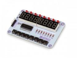 tm1638 chip key display module - wpm461