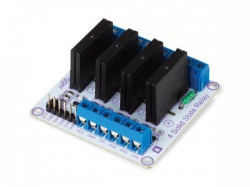 4 channel solid state relay module - wpm464