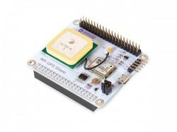 neo-6m gps shield for raspberry pi - wpsh456