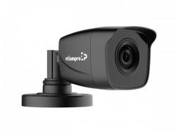 hd cctv-camera - hd tvi - cilindrisch - zwart - ecamtvi201b