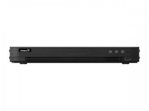hd cctv-hybride-recorder - realtime - 8 kanalen - edvr208
