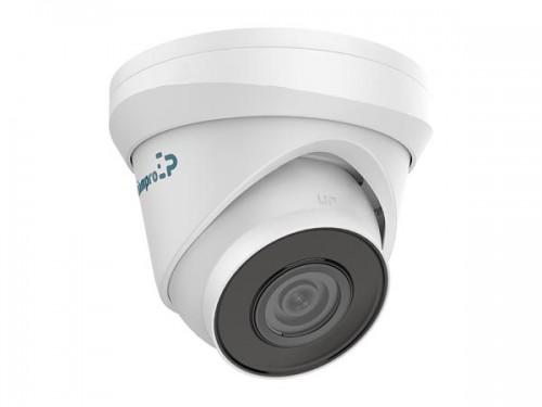 ip-camera met vast netwerk - dome - 2 mp - ecamip101