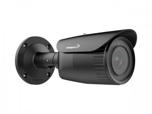 ip-camera - cilindrisch - zwart - ecamip601b