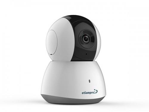 mini ip-camera - wifi - pan/tilt - ecamip801