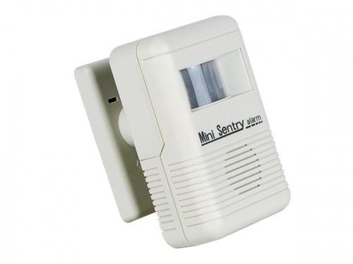 draagbare deurbel / alarm met pir detector - ham9011
