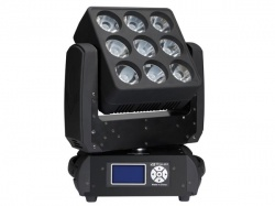 led pixel 9 x 15 w rgbw moving head  - HQMH10001