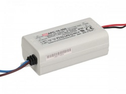 led-driver met constante stroom - 1 uitgang - 350 ma - 16 w - APC-16-350