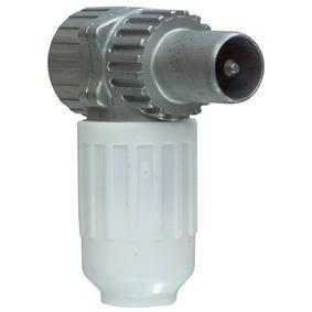 Haakse IEC mannelijke antennestekker - koswi 3