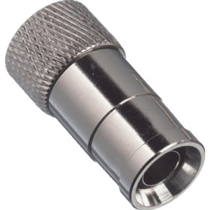 Push on F connector - pofc 070