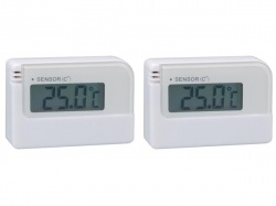 digitale minithermometer - 2 st. in blister - wt007