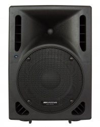 10 Inch Actieve luidspreker 160 Wrms - psa-10