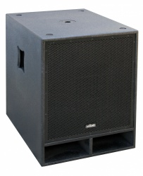 18 Inch Subwoofer 600 Wrms / 1200 Wmax - vibe18-sub mk2