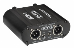 Stereo DI box - sdi-1