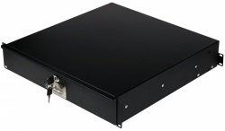 Flightcase lade 2U - rack drawer 2u