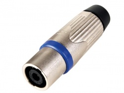 neutrik - male cable connector - screw type terminals - ip54 - NTL4MX