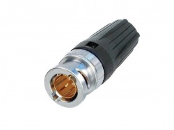 neutrik - rear twist®-stekker (kabel o.d. 4-8mm) - NBNC75BLP7
