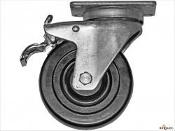 Set van 4 wielen voor subwoofers (RS en CLS subs) - wheelset for sub