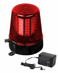 LED Zwaailicht - led police light red