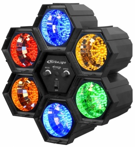 LED Lichteffect looplicht - led sixlight