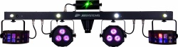 MultiFX LED lichtset (4-in-1) - party bar