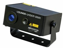 2 Kleuren lounge effect laser, rood/groen - lounge laser dmx