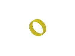 gele codeerring voor mannelijke-vrouwelijke xlr - XXR-4