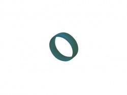 groene codeerring voor mannelijke-vrouwelijke xlr - XXR-5