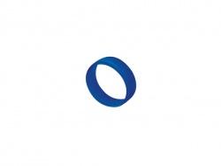 blauwe codeerring voor mannelijke-vrouwelijke xlr - XXR-6