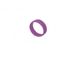 paarse codeerring voor mannelijke-vrouwelijke xlr - XXR-7