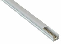Aluminium LED opbouw profiel 15 mm - 2 meter - alu-surface-15mm