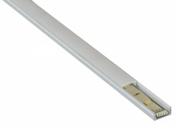 Aluminium LED opbouw profiel 7 mm - 2 meter - alu-surface-7mm