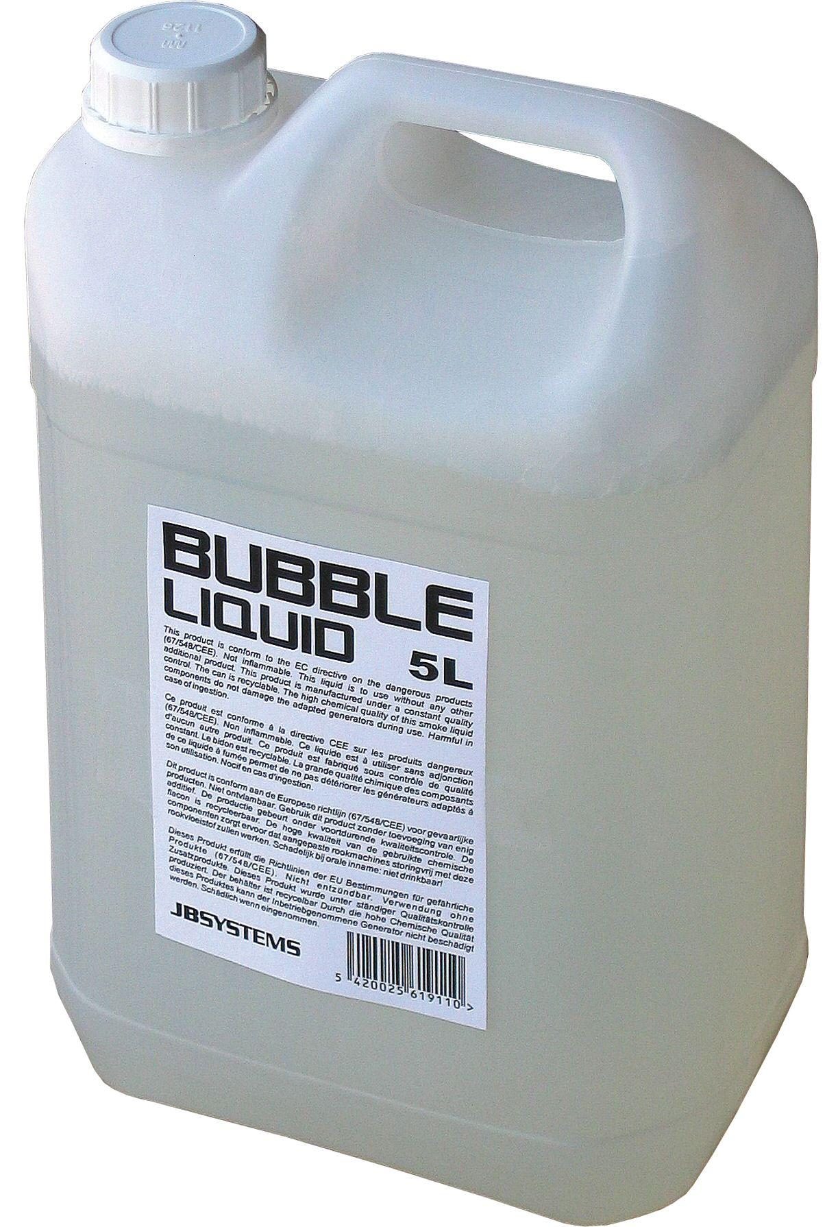 bubble liquid