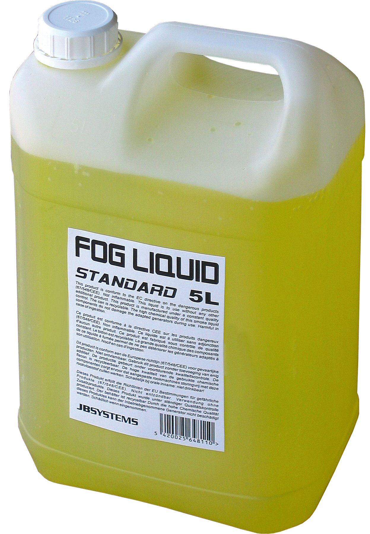 fog liquid std 5l