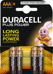 Duracell plus power alkaline batterij - MN2400