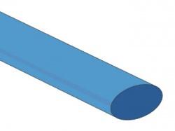 thermische krimpkous 12.7mm - blauw - 25 st. - STB127B
