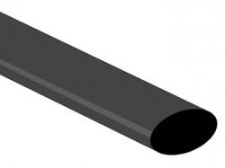 thermische krimpkous 12.7mm - zwart - 25 st. - STB127BK