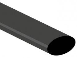 thermische krimpkous 19.0mm - zwart - 25 st. - STB190BK