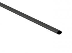 thermische krimpkous 2.4mm - zwart - 50 st. - STB24BK
