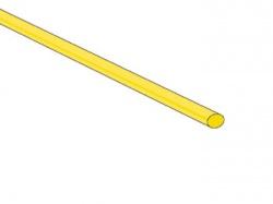 thermische krimpkous 2.4mm - geel - 50 st. - STB24Y