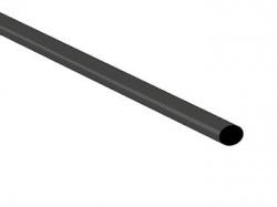 thermische krimpkous 3.2mm - zwart - 50 st. - STB32BK