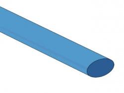 thermische krimpkous 9.5mm - blauw - 25 st. - STB95B
