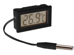 digitale thermometer - inbouw - PMTEMP2
