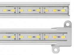 niet-buigbare ledstrip - hoge helderheid - 89 cm - warmwit - CLLS06WWN