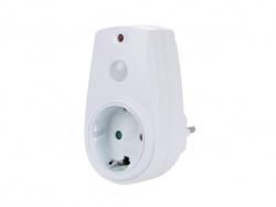 tussenstekker met foto-elektrische sensor - randaarde - eht-g