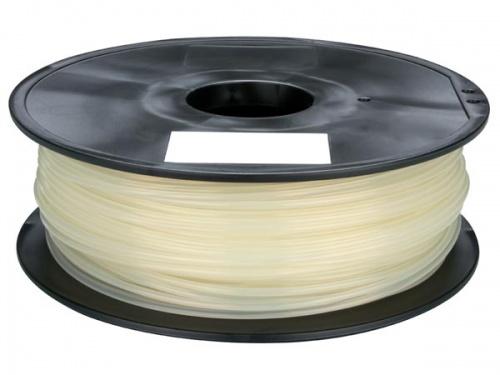 1.75 mm pla-draad - naturel - 1 kg - pla175n1