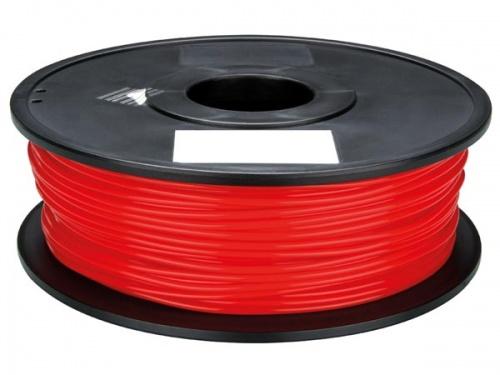 1.75 mm pla-draad - rood - 1 kg - pla175r1